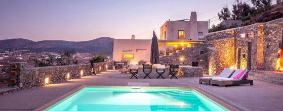 reflections on the Cycladic vernacular \ Paros - Studio265 News