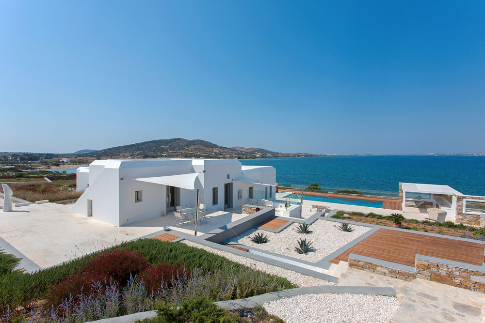cycladic symmetry \ house