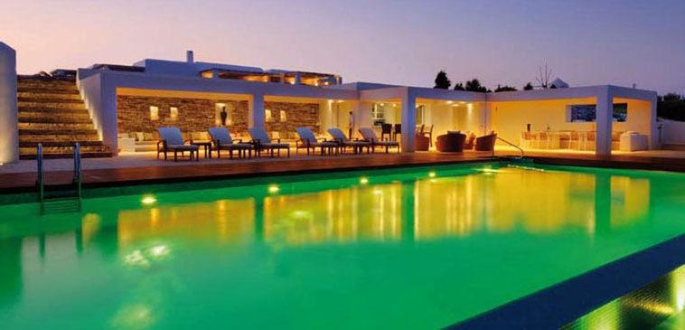 landscape works \ villa