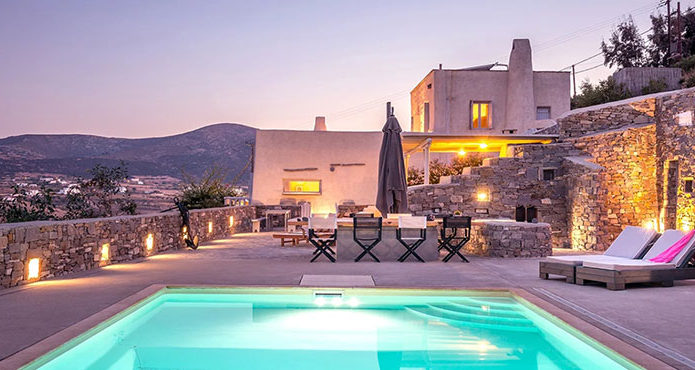 reflections on the Cycladic vernacular \ Paros